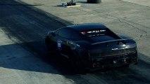 1850 HP Lamborghini Gallardo record du monde de vitesse