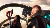 Final Fantasy XIII - Pub Japon