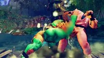 Super Street Fighter IV - Trailer Captivate #3