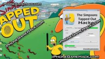 The Simpsons Tapped Out Cheats - Unlimited Donuts & Coins