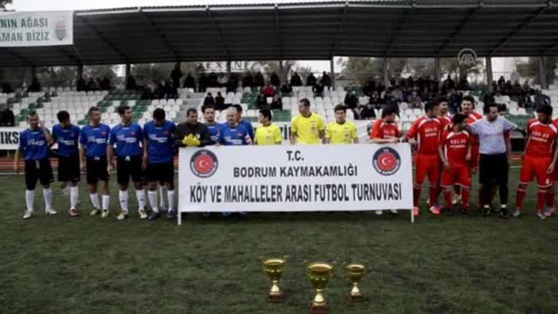 Bodrum Kaymakamlığı Futbol Turnuvası Sona Erdi -