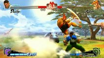 Super Street Fighter IV - Dudley se l'Adon