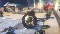 Dynasty Warriors : Gundam 3 - Gedlav & Einrad