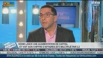 Vexim, hausse du chiffre d'affaires annuel et lancement d'une augmentation de capital: Vincent Gardès, dans Intégrale Bourse - 16/01