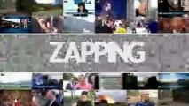 Zapping de l'actu - 16/01 - Dany Boon s'amuse de Hollande et Gayet, le kayakiste et la baleine…