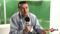 """TechDays 2010 - Marc Jalabert : """"40 000 boîtes aux lettres professionnelles sont déjà hébergées sur notre offre Cloud"""""""