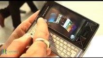 Mobile World Congress: découvrez en vidéo le Sony Ericsson XPERIA X1
