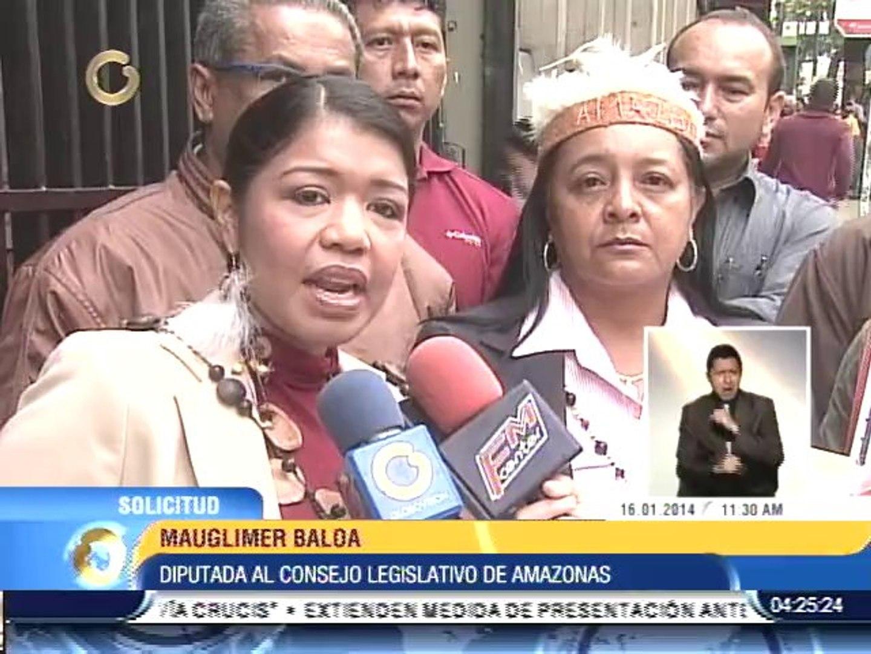 Diputados del Consejo Legislativo de Amazonas piden que cese intervención a policía regional