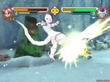 Dragon Ball Z Budokai 2 - Petit TRUNKS combat Freezer