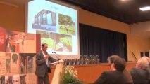 cérémonie des voeux 2014 à Avranches : intervention de Guénhaël Huet