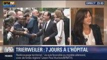 Le Soir BFM: Valérie Trierweiler est toujours à l'hôpital - 16/01 3/4