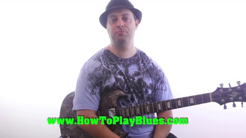 Blues Chords Guitar Lesson