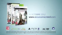 Assassin's Creed III - Gameplay Trailer