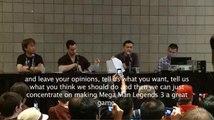 Mega Man Legends 3 Project - Présentation Comic Con 2010