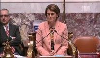 ÉLECTION DES CONSEILLERS DÉPARTEMENTAUX, DES CONSEILLERS MUNICIPAUX, DES CONSEILLERS COMMUNAUTAIRES ET MODIFICATION DU CALENDRIER ÉLECTORAL (nouvelle lecture) - Mardi 9 Avril 2013
