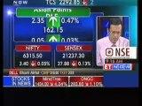Markets open lower on weak Asian stocks