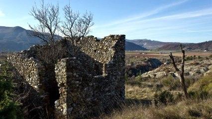 Le Vieux village de Salignac