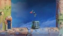 Rayman Legends - Monde O1/2 - 3