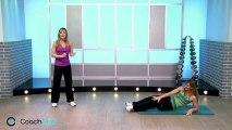 Sport en vidéo : A moi la taille de guêpe acte 1