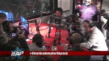 Shtar Academy - Freestyle avec Tunisiano et Bakar (Planète Rap)