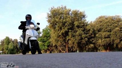 Vídeo-prueba: Variador JCosta en Piaggio Beverly 350 ST