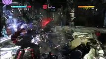 Transformers : Guerre pour Cybertron - Multiplayer Demo Gameplay