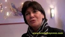 Municipales 2014 : Bernadette LACLAIS  candidate pour un 2 ème mandat