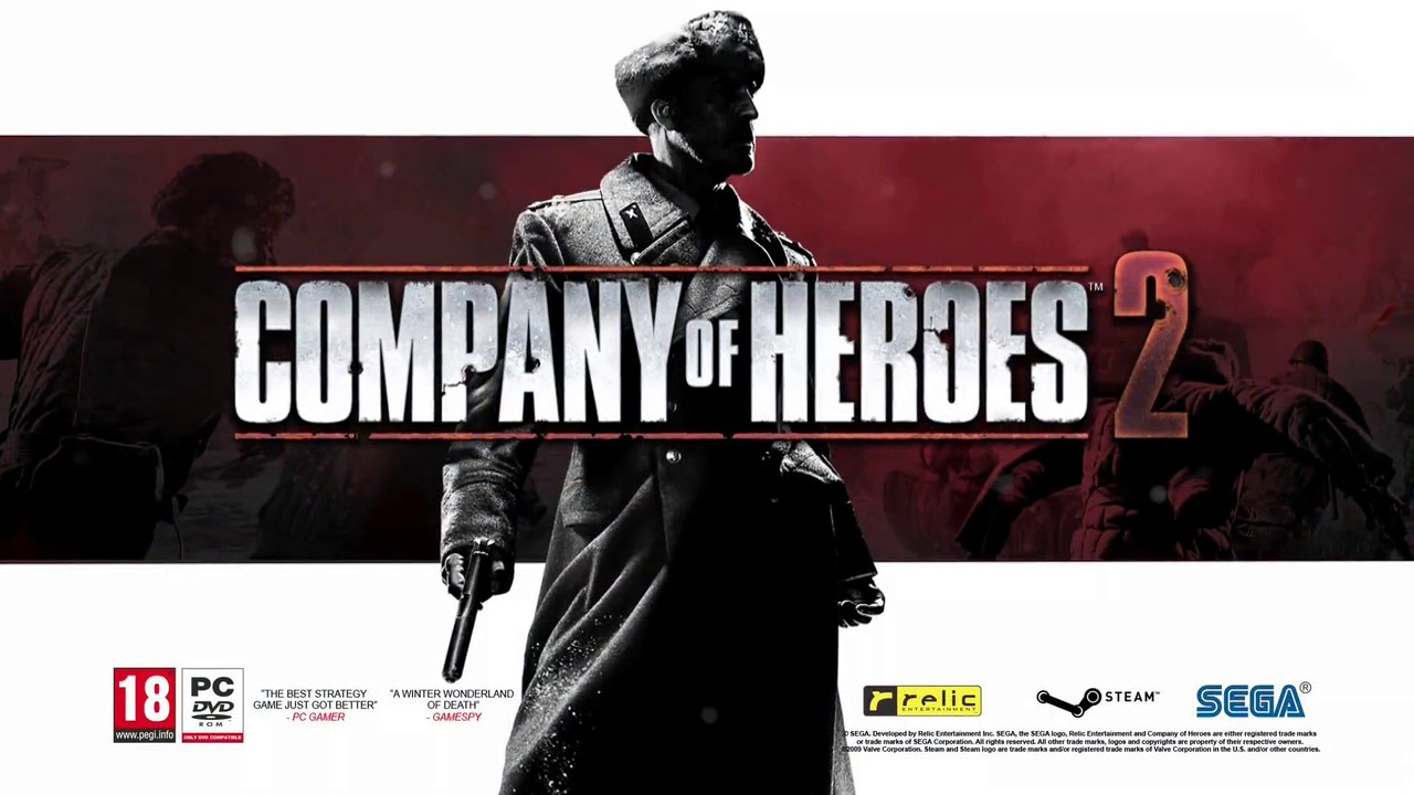 company of heroes 3 steam