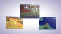 Final Fantasy IV : Les Années Suivantes - Trailer TGS 2013