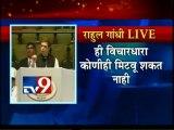 LIVE Rahul Gandhi Speech From AICC Meeting-TV9/Part3