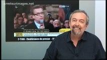 Porte a savouré la première question à Hollande