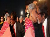 Amitabh & Jaya KISS @ Star Screen Awards | Latest Bollywood Gossips