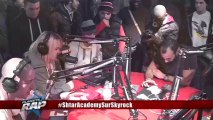 La Shtar Académy en freestyle avec Ladéa et Disiz en live dans Planète Rap