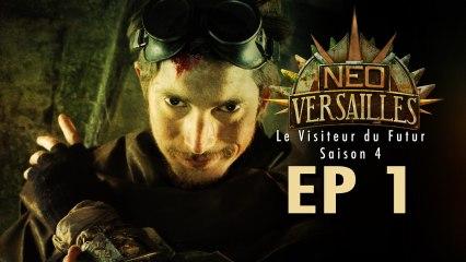 Le Visiteur du Futur - Neo-Versailles - 4x01 - La Balade de Raph et Stella