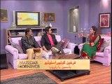 Mazedar Morning with Yasmeen on Indus TV17-01-2014 part03