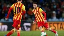 Coupe du Roi: Le FC Barcelone qualifié pour les quarts de finale mais Neymar se blesse