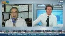 Bilan hebdo: tendance haussière du CAC40, effondrement de Best Buy, des résultats décevants..., Jean-Louis Cussac et Philippe Béchade, dans Intégrale Bourse – 17/01