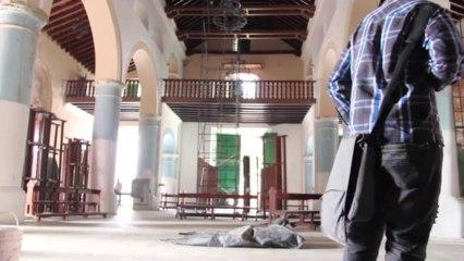 Se encuentra lápida en la Iglesia de Petare