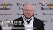 Robert Gates: Congress Should Have Declared War on Iraq