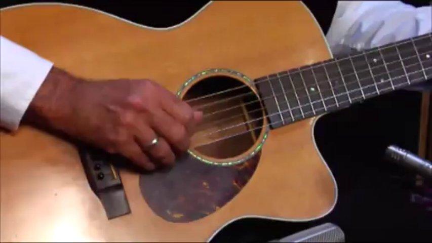 Acoustic Blues Guitar Lesson – Jimmy Dillon%27s Acoustic Blues