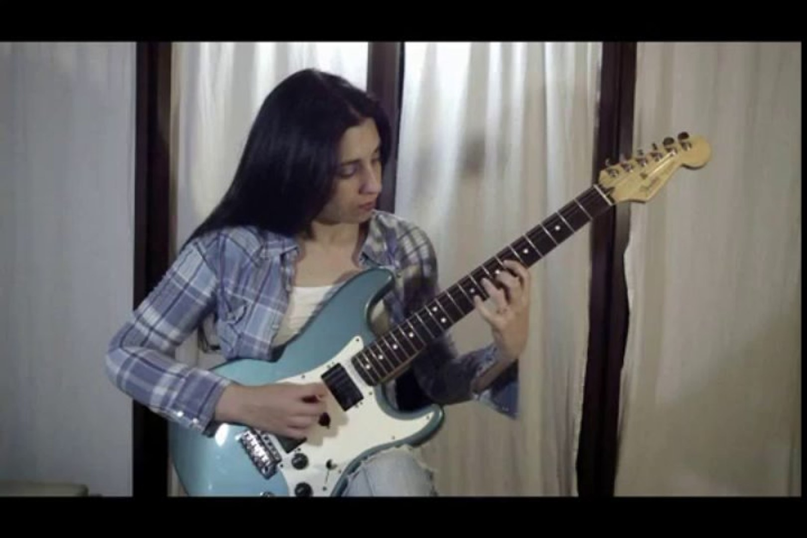 Lead Guitar Lesson - Learn How to Play the Altered Scale - Guitar Theory
