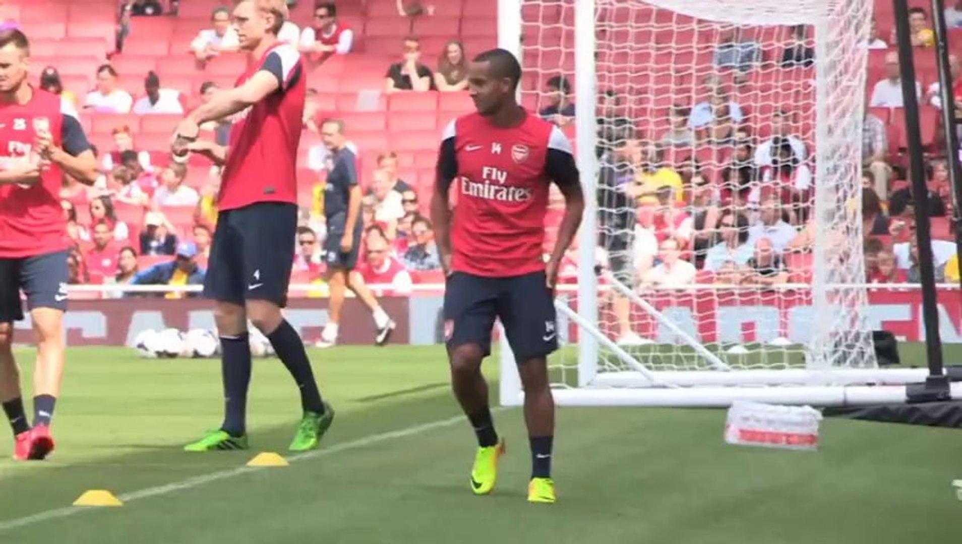 22e j. -  Wenger, Arsenal et les contrats