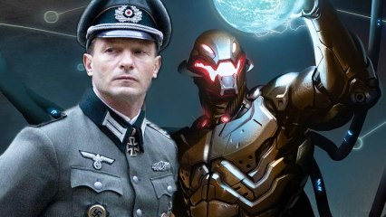 Avengers Age of Ultron Casts Baron VonStrucker