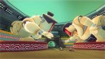 F1 RACE STARS  POWERED UP EDITION Wii U Launch Trailer