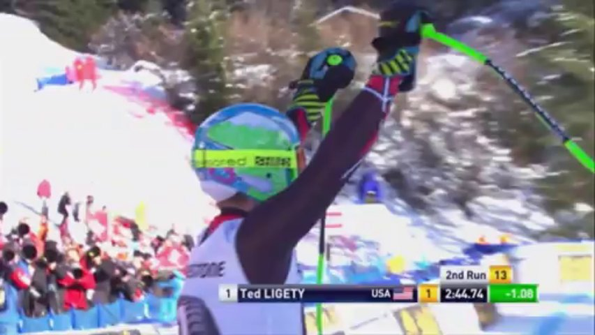 Ligety wins first super combined World Cup