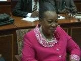 Centrafrique: la maire de Bangui élue présidente de transition - 21/01