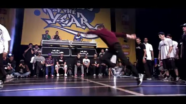 Battle Of The Year France 2014