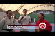 Deporte Joven: Sasha Kapsunov te enseña los conceptos básicos del Karate