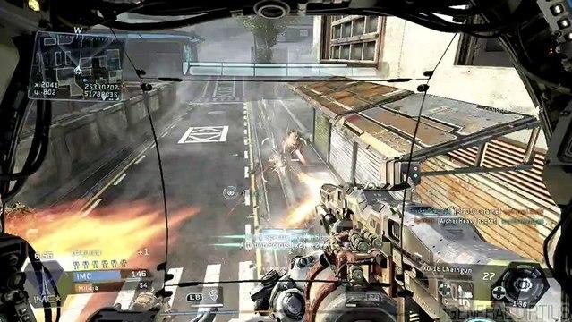 Titanfall Alpha Gameplay