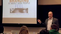 Brands Are About Emotions - Brian Bennett of STIR Speaks at UWM